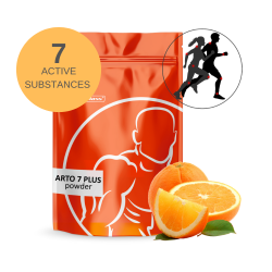 Artro 7 Plus Powder 1,5kg |orange