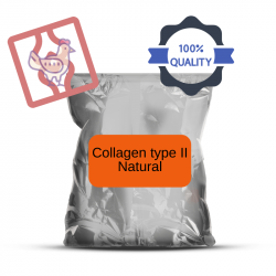 Collagen type II |NATURAL 50g