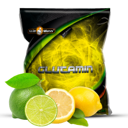 Glutamín NEW 500g |Lime/lemon