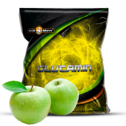 Glutamín NEW 500g |Green apple