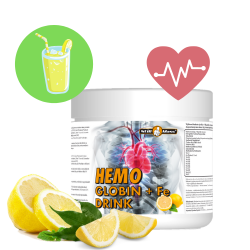 Hemoglobin+ Fe drink 400g lemon
