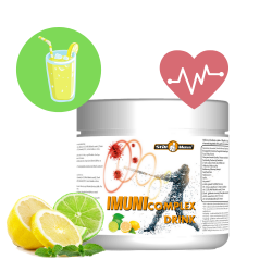 IMUNICOMPLEX DRINK 400g lime lemon