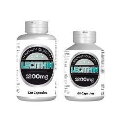 Lecithin 1200mg |120 caps.