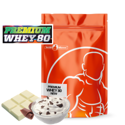 Premium Whey 80 2,6 kg |Whitechoco stracatella
