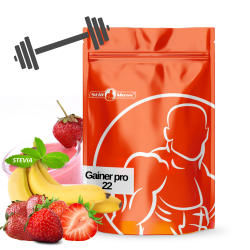 Gainer pro  22 1kg |Banana/strawberry