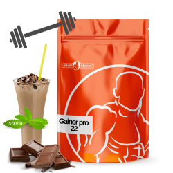 Gainer pro 22 1kg |Chocolate