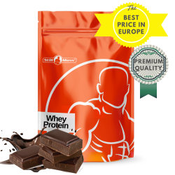 Whey protein 3 kg |Chocolate stevia